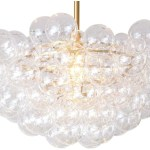 Regina Andrew Bubbles Chandelier Natural Brass Clear Finish Heaven S Gate Home Llc