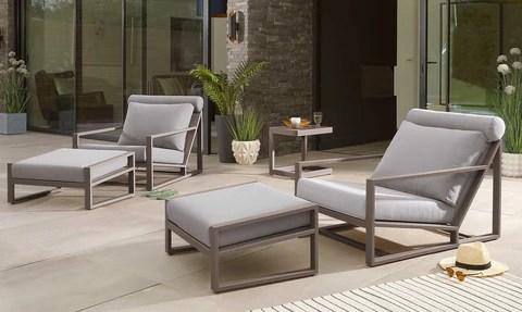 buy aluminium garden furniture