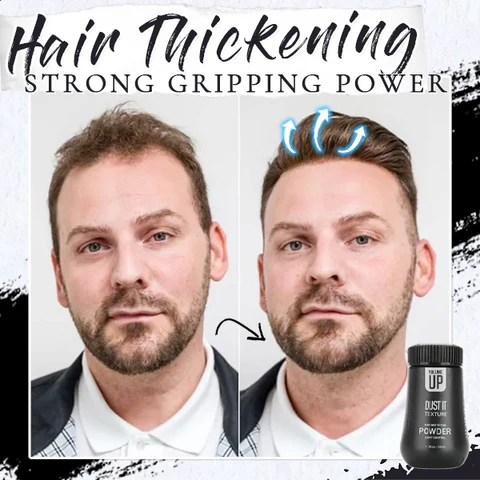 PumpUp™ Hair Loosing Powder