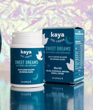 Cure Adaptogène Bonne Nuit - 30 jours Cure antistress Kaya