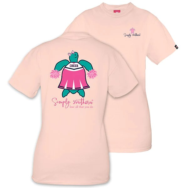 Simply Southern Preppy Cheer Rose Save The Turtles