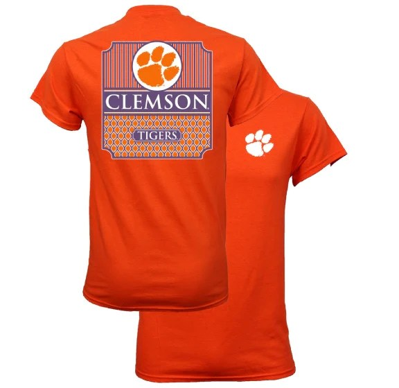 Southern Couture South Carolina Clemson Tigers Classic