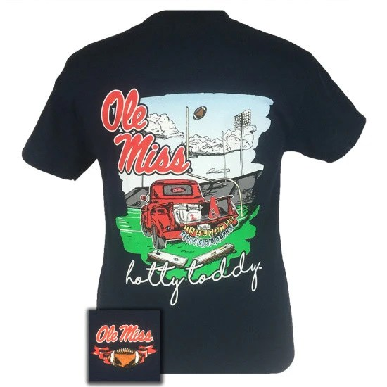 Mississippi Ole Miss Rebels Tailgates Amp Touchdowns Party T