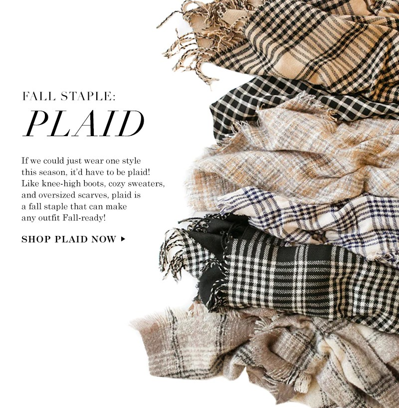 Morning Lavender Boutique, Plaid skirts for women