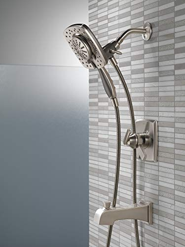 delta faucet ashlyn 17 series dual function tub and shower trim kit wi homeloft singapore