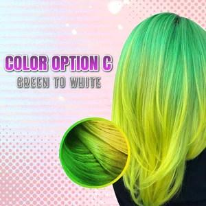Color Changing Magic Hair Dye