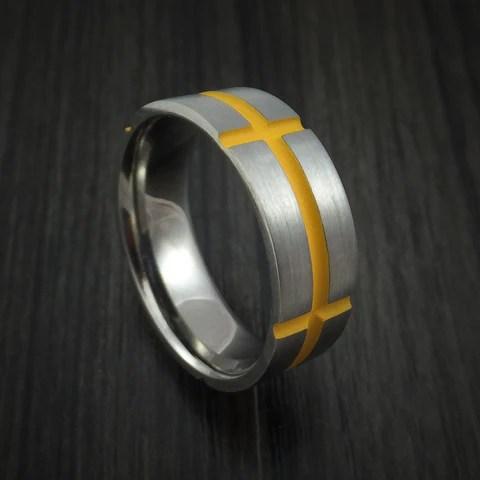 Revolution Jewelry Custom Outdoors Inspired Rings