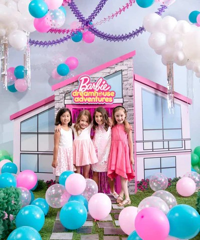 barbie birthday barbie party ideas