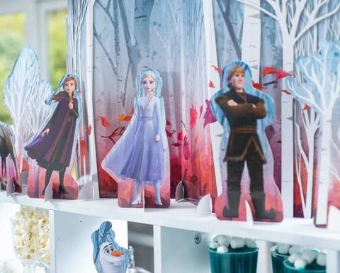 Frozen 2 Birthday Party Ideas Shindigz