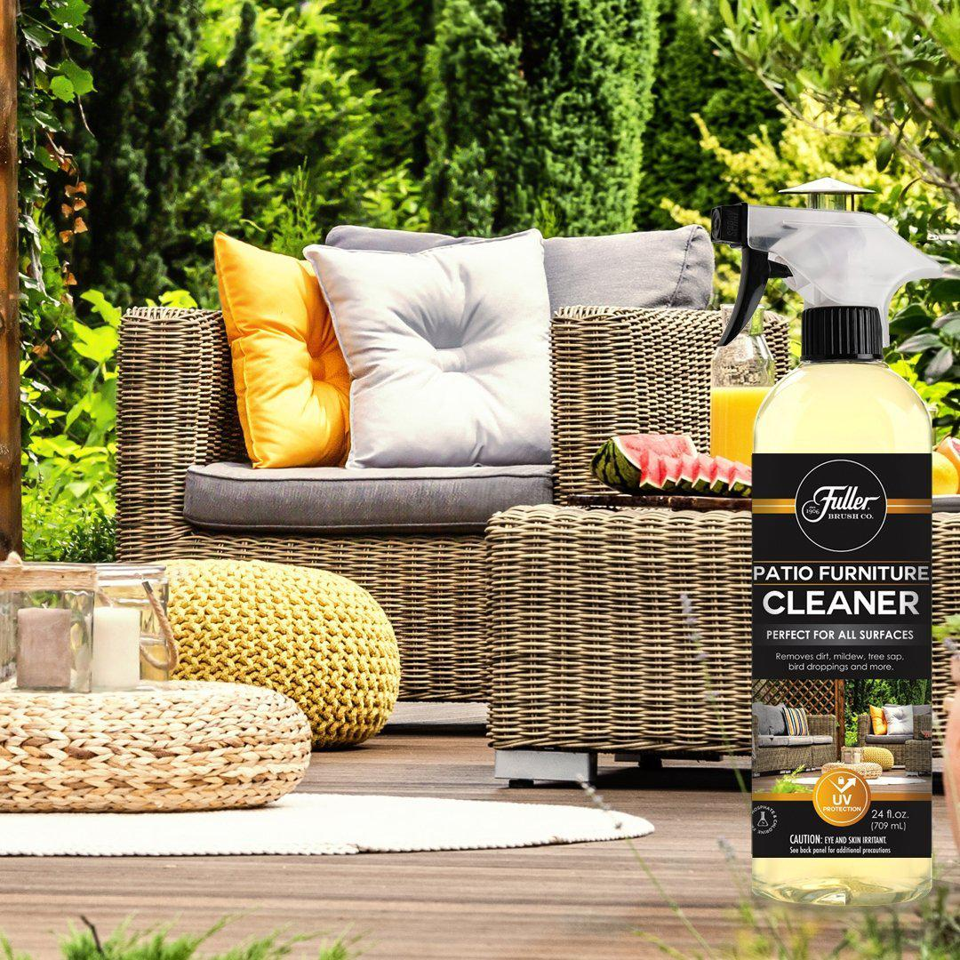patio furniture cleaner for all surface outdoor cleaning with sprayer