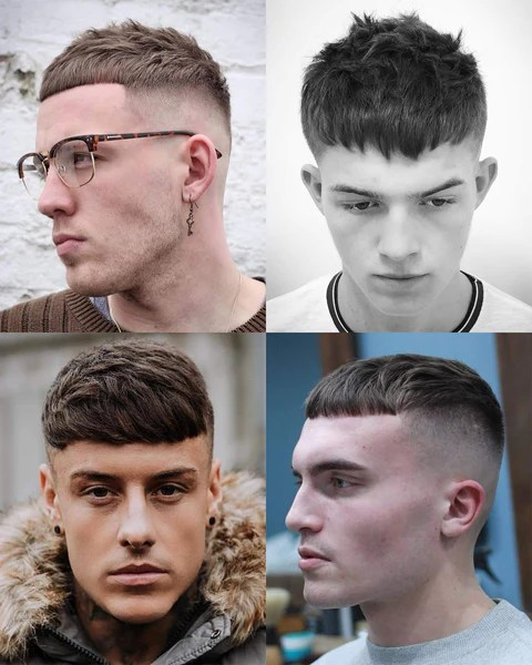 The 9 Biggest Men's Haircut Trends To Try For Summer 2018 | Crop Haircuts For Men 2018