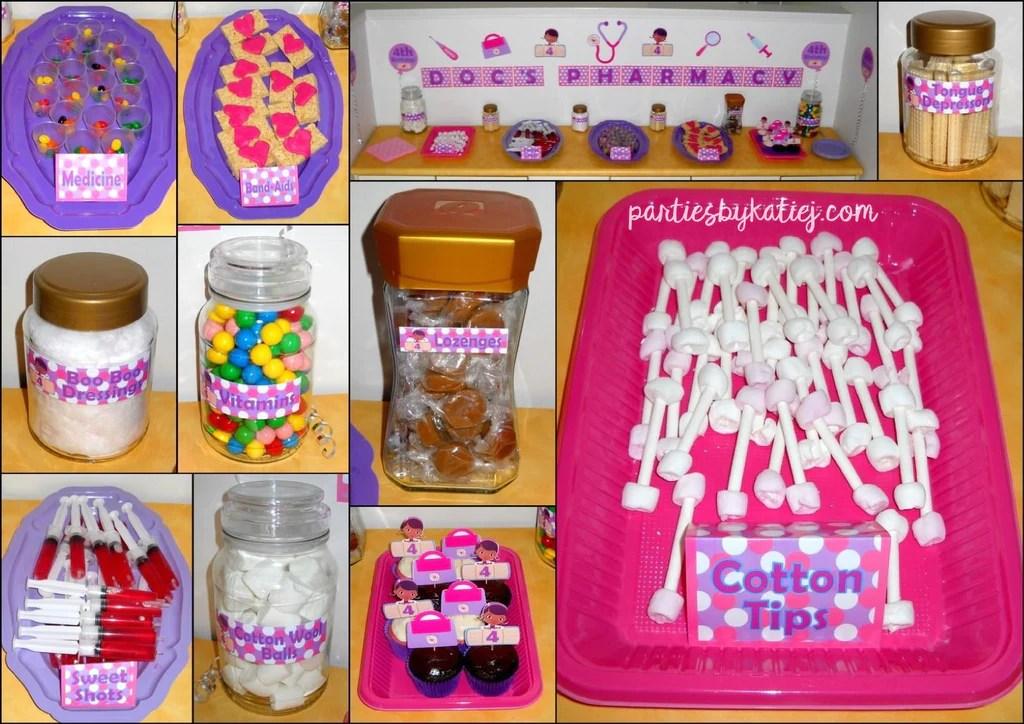 Doc Mcstuffins Party Theme Ideas Cake Games Food Photos Inspo Katie J Design And Events
