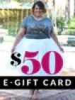 $50 Gift e-Card