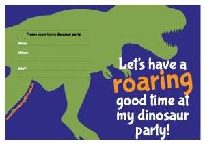 Free Printable S Dinosaurs Galore