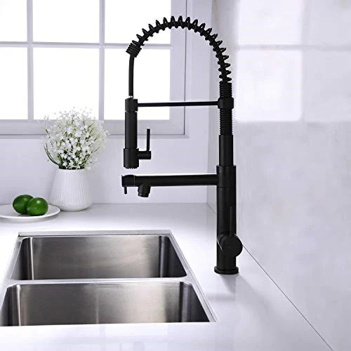 kitchen faucetspring arc kitchen faucet with sprayerbass pull down black and gold kitchen faucet