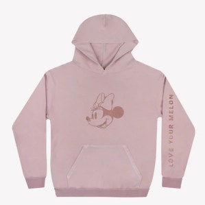 Pre-Order Dusty Rose Minnie Mouse Hoodie