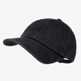 Pre-Order Black Mickey Mouse Washed Denim Cap