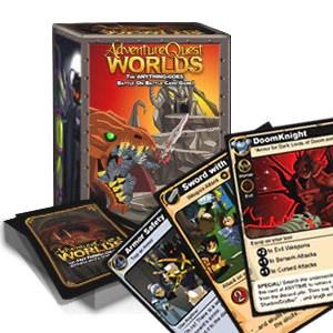 AdventureQuest Worlds Card Game