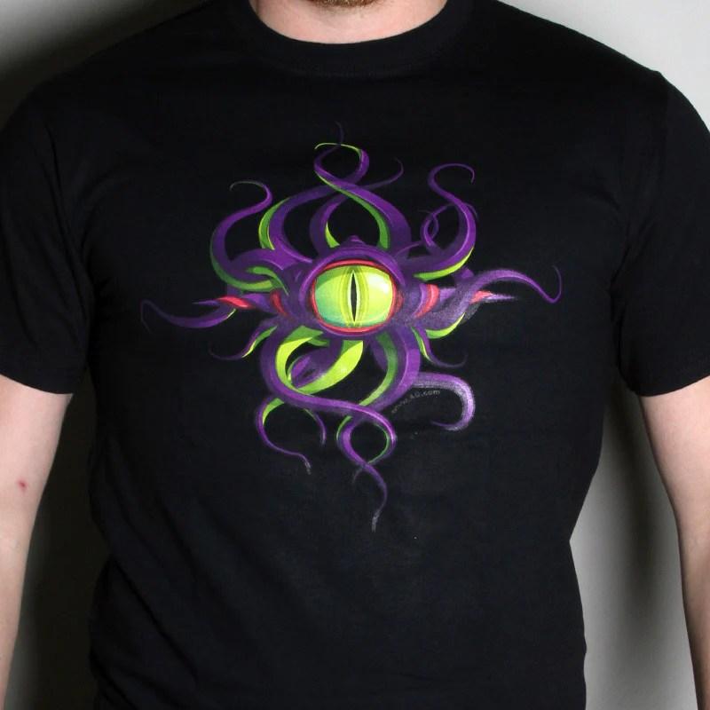 Chaos Lord T-shirt (Black)