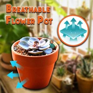 Breathable Flower Pot