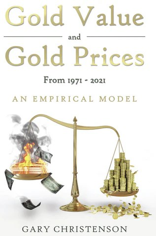 Gold Value and Gold Prices From  1971 - 2021 (eBook)