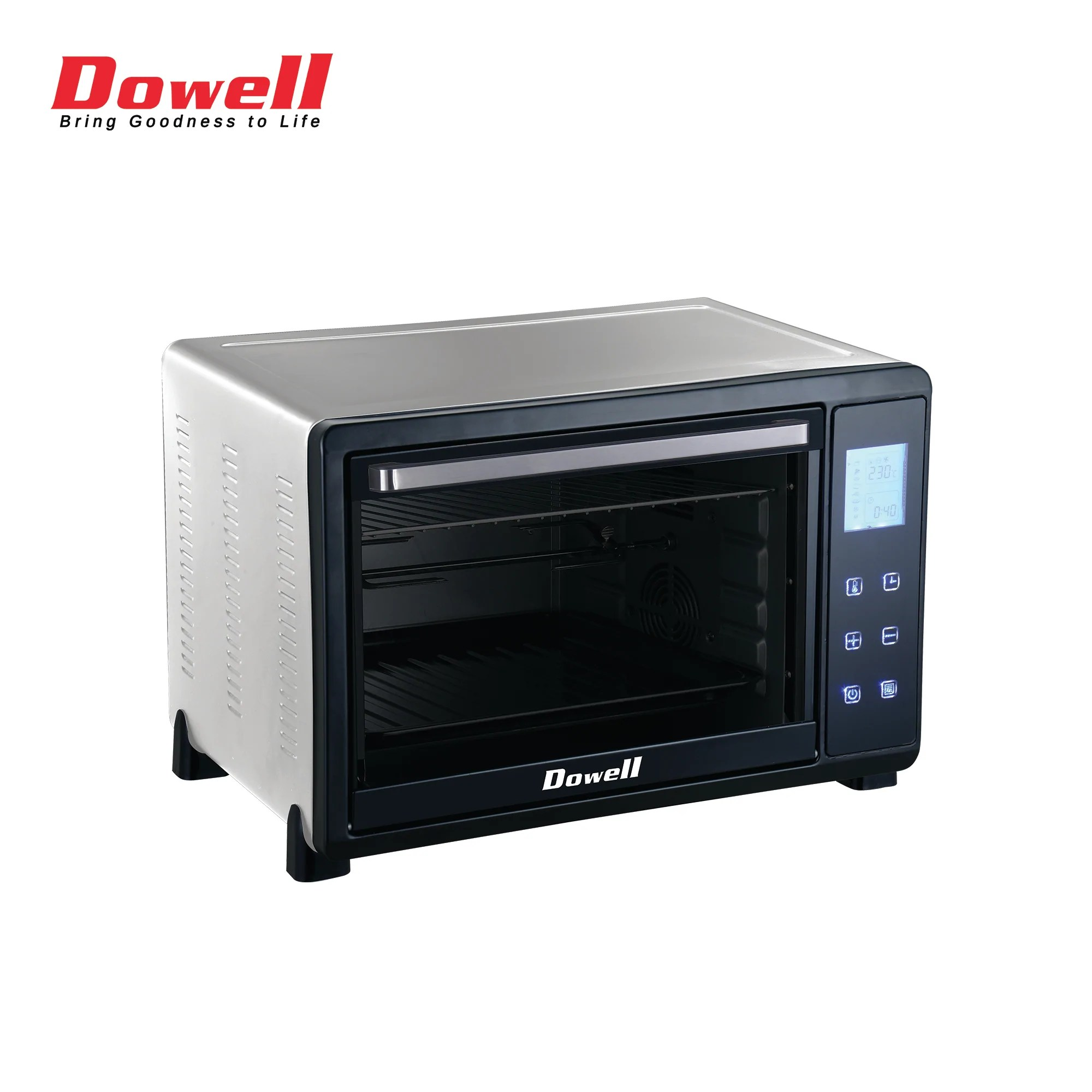 open box electric oven convection and rotisserie function elo 35ds sale as is