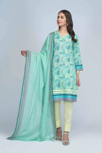Bonanza Satrangi RSO213P46A L Gray Summer Collection