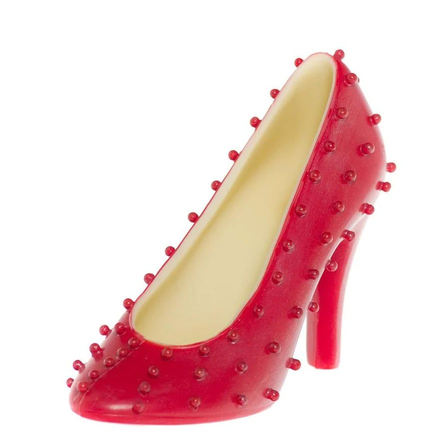 Christian Louboutin Edible Chocolate Shoe Unique Gift For