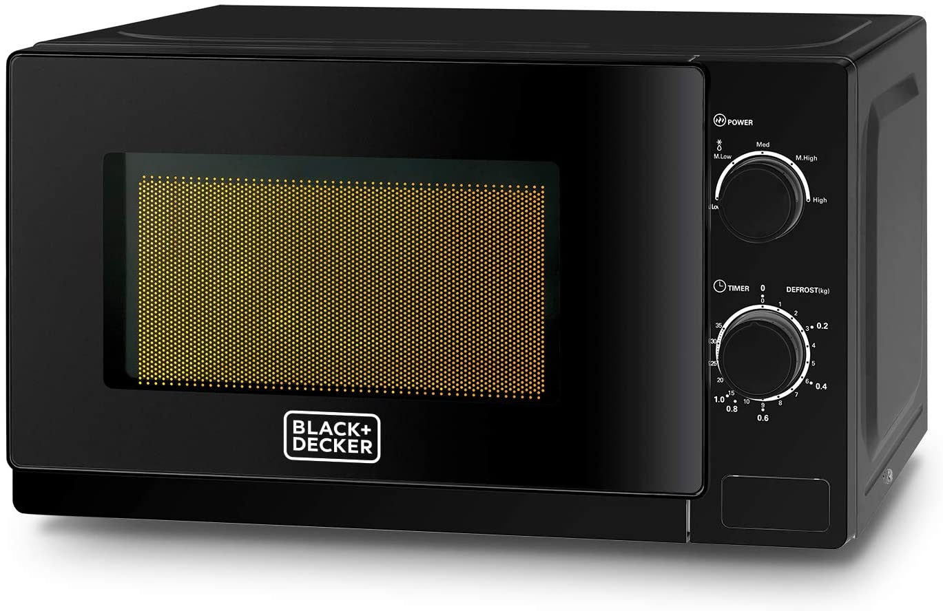 black decker mz2020p b5 20l microwave oven