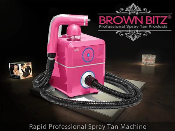 Spray Tanning Machine Heat