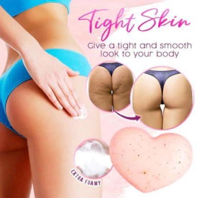 PeachGlory™ Natural Whitening Soap