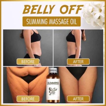 Herbal Slimming Massage Oil