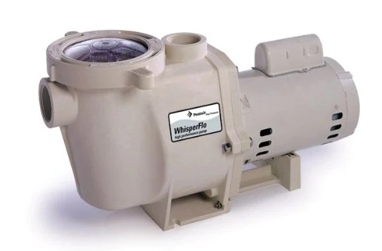 Pentair 011519 WhisperFlo Pool Pump 2 HP 208V 230V