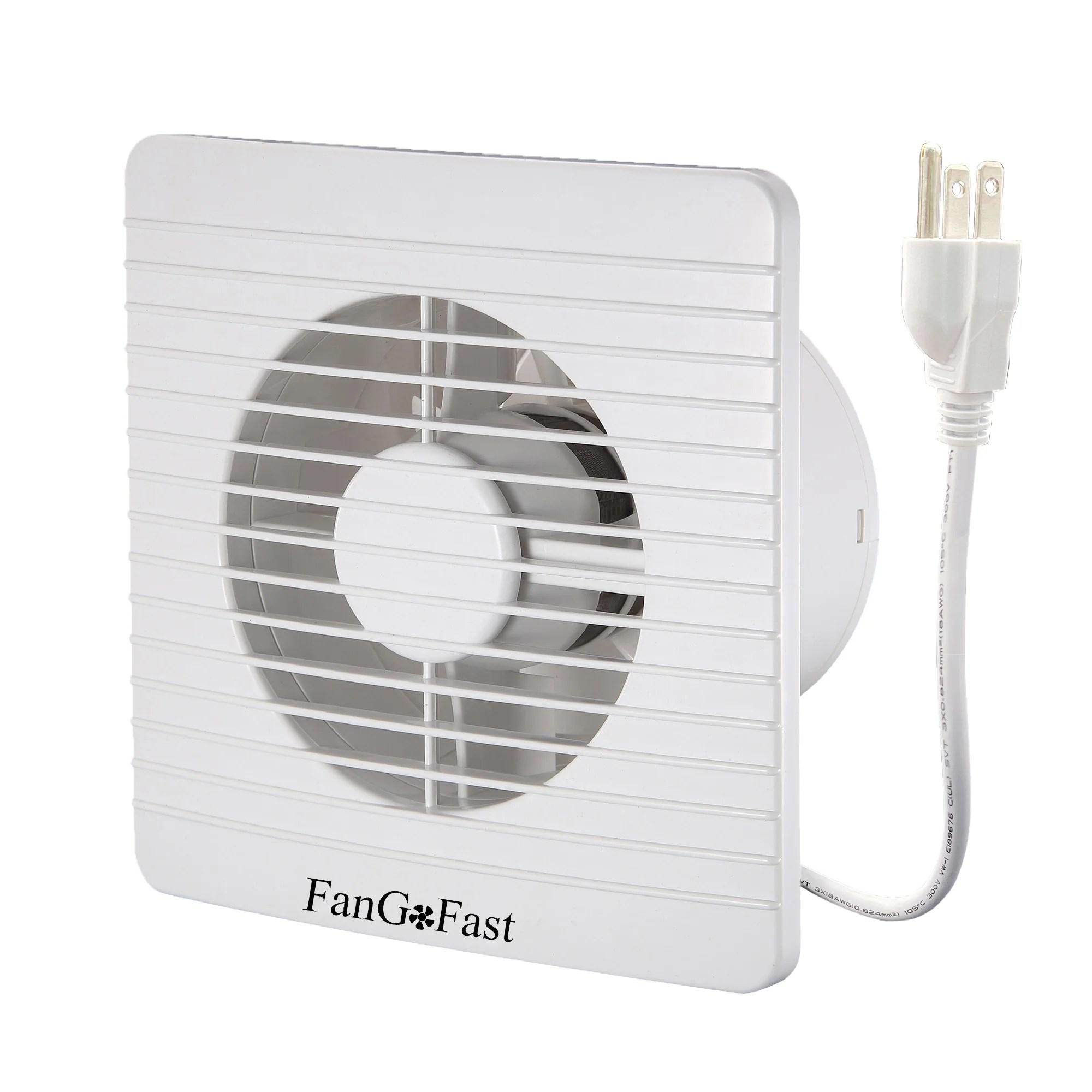 bathroom ventilation fan 110v