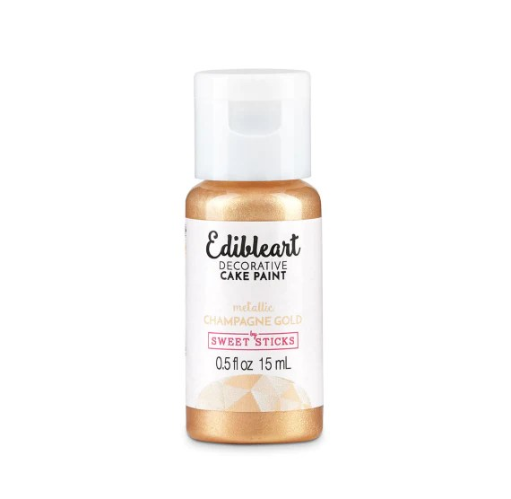Champagne Jewel Dust Edible Gold Glitter Confectionery