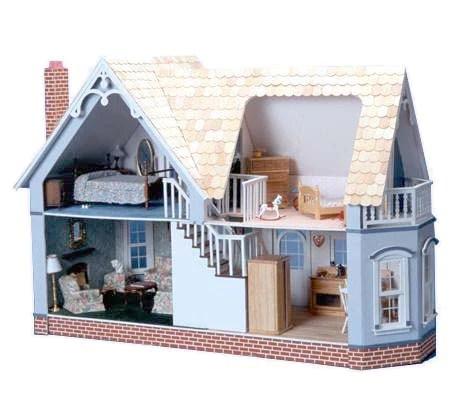 Magnolia Dollhouse Kit The Magical Dollhouse