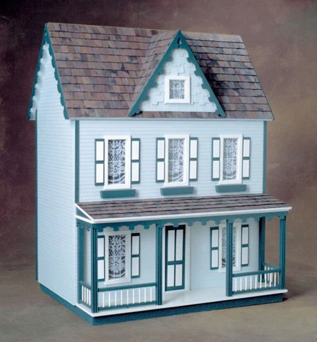 Dollhouse Kits The Magical Dollhouse