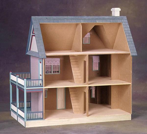 Victorias Farmhouse Dollhouse Kit The Magical Dollhouse
