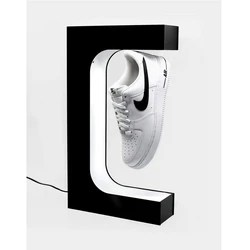 HoverSneaker The Hover Sneaker Rotating Sneaker Shoe Stand Flying Shoe Levitating Modern