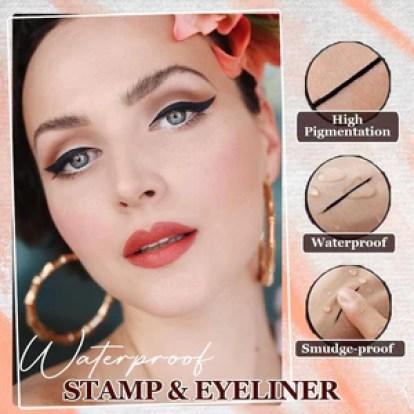PopGirlie 10 Sec Winged Eyeliner Makeup MadameFlora