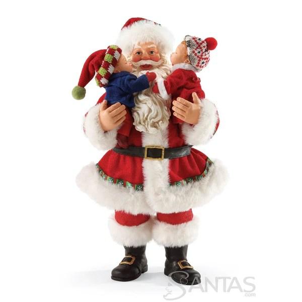 Merry Kiss Mas Possible Dreams Santa 4052402