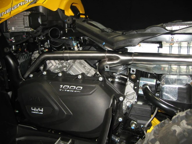 https barkersexhaust com blogs barkers official blog 15000275 can am renegade 1000 full system single exhaust
