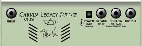 The Legacy Drive