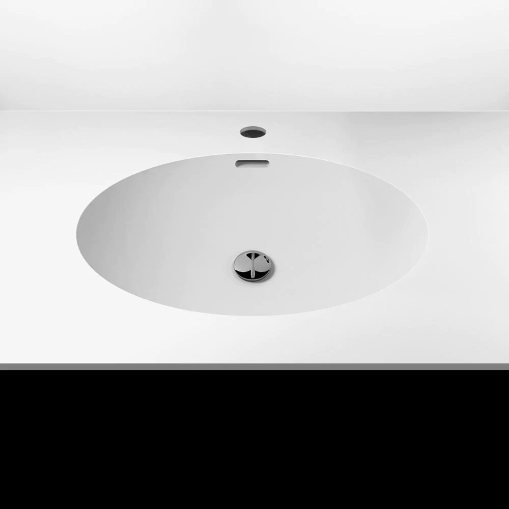 corian oval bathroom sink