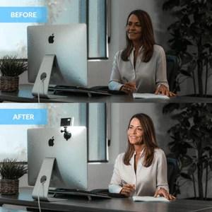 zoomlum video conference lighting