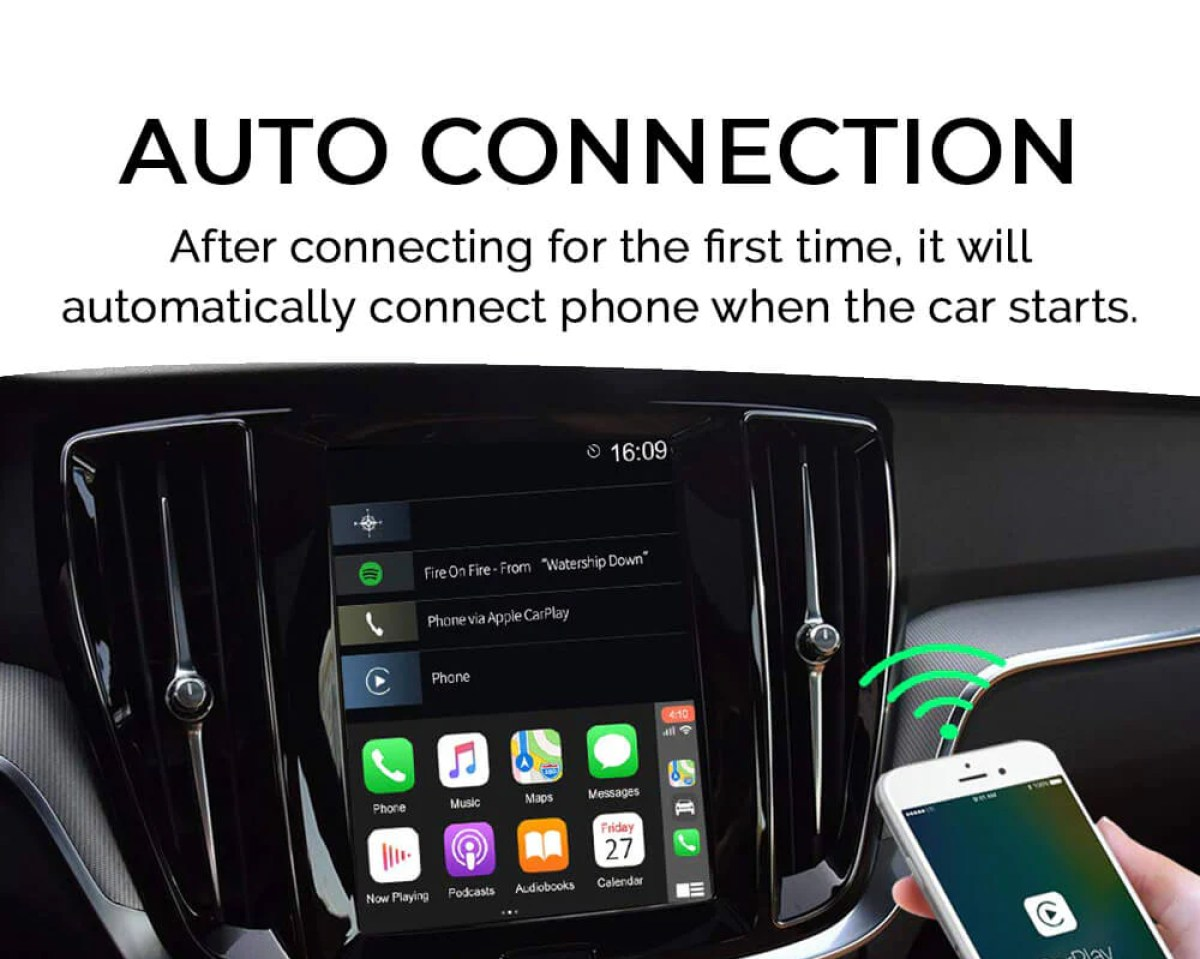 Dongle Usage and Upgrade Tutorial - for Android Head Unit - Support Wireless CarPlay and Wired Android Auto