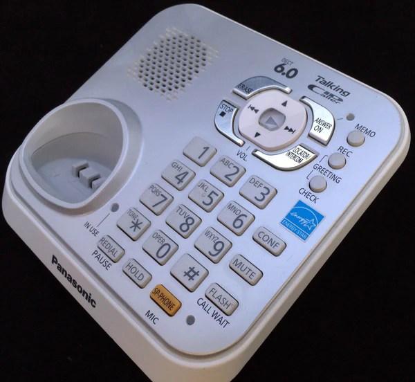 2 Line Cordless Phone System