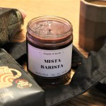 Mista Barista Handmade Jar Candles Coffee Scented Candles Simply B Wickt