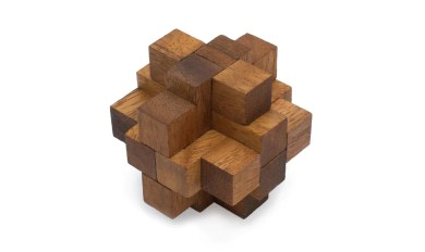 Wooden Puzzle Solutions | Wooden Thing