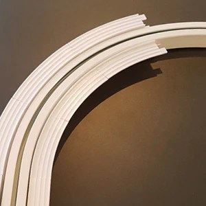 blindspace reese recess profile suitable for somfy silent gliss and lutron electric curtain tracks